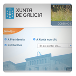Abrir web Xunta de Galicia