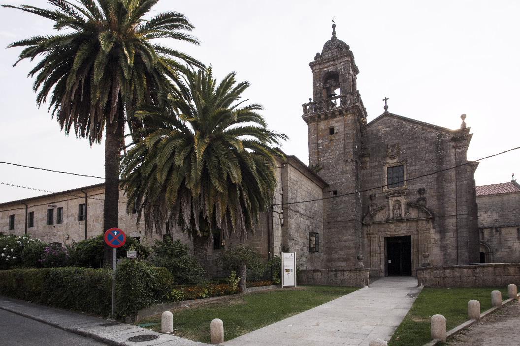 Aula Uned De Tui Antigo Convento De Santo Domingo